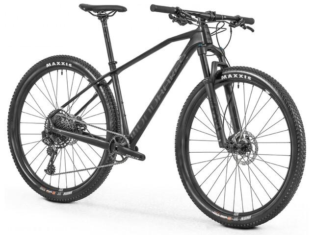 Mondraker Chrono Carbon MTB Hardtail sort (2019) | Mountainbikes
